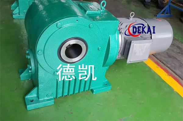 RD钢厂专用二次包络减速机