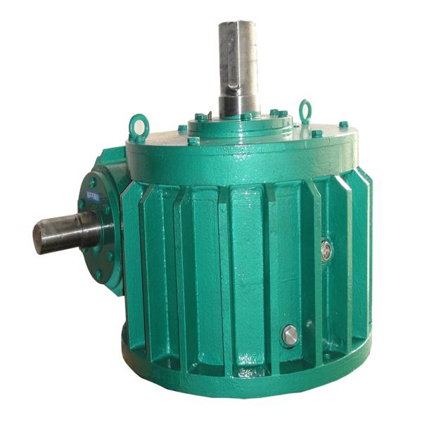 WHC-200圆孤齿蜗轮蜗杆减速机